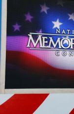 STEFANIE SCOTT at 2015 National Memorial Day Concert Rehearsals in Washington