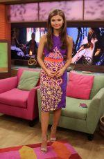 STEFANIE SCOTT at Despierta America Morning Show in Miami