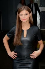 STEFANIE SCOTT at HuffPost Live in New York