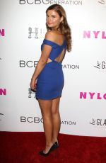 STEFANIE SCOTT at Nylon Young Hollywood Party in Hollywood