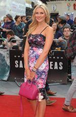 STEPHANIE PRATT at San Andreas Premiere in London