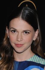 SUTTON FOSTER at 30th Annual Lucille Lortel Awards in New York