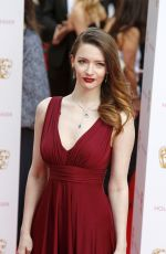 TALULAH RILEY at BAFTA 2015 Awards in London