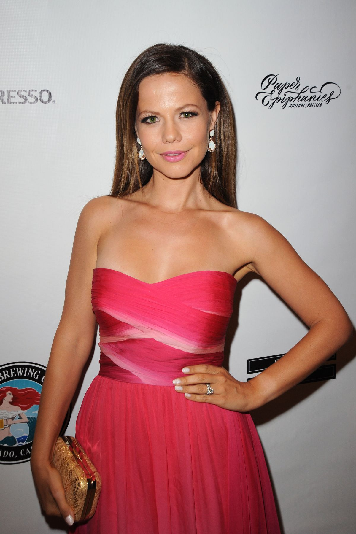 TAMMIN SURSOK at Junior League of Los Angeles 4th Annual Casino Angeleno Fundraising Gala in Los Angeles