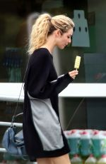 TAMSIN EGERTON Out and About in Prague 05/24/2015