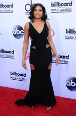 TARAJI P. HENSON at 2015 Billboard Music Awards in Las Vegas