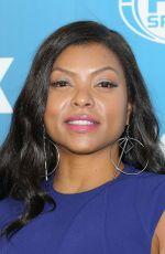 TARAJI P. HENSON at Fox Network 2015 Programming Upfront in New York