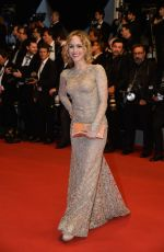 TATIANA LUTER at The Tale of Tales Premiere at Cannes Film Festival
