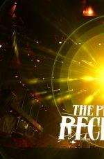 TAYLOR MOMSEN Performs at Rock in Rio USA 2015 in Las Vegas