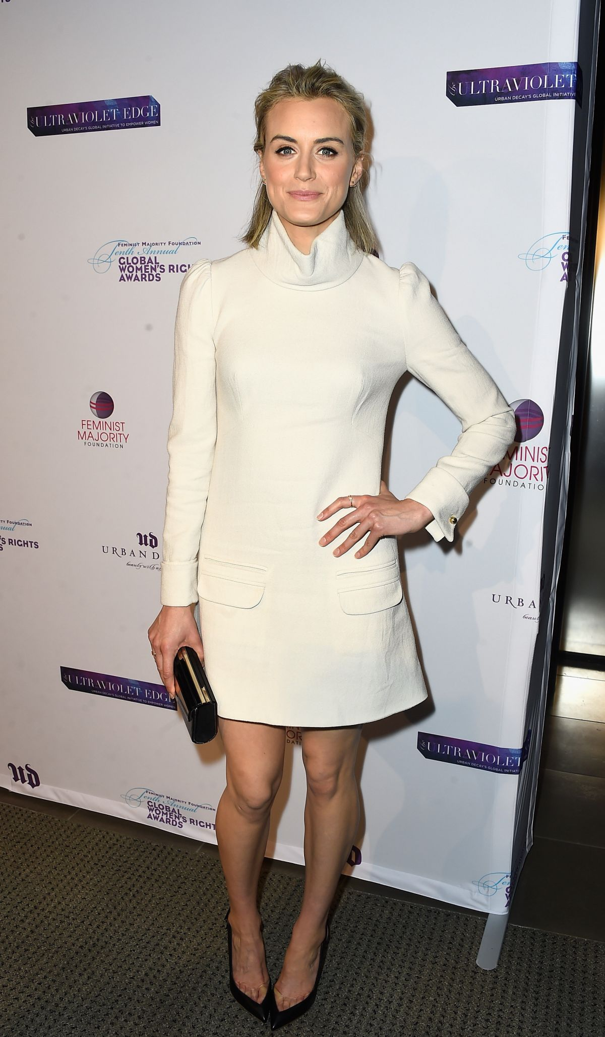 TAYLOR SCHILLING at 2015 Global Women
