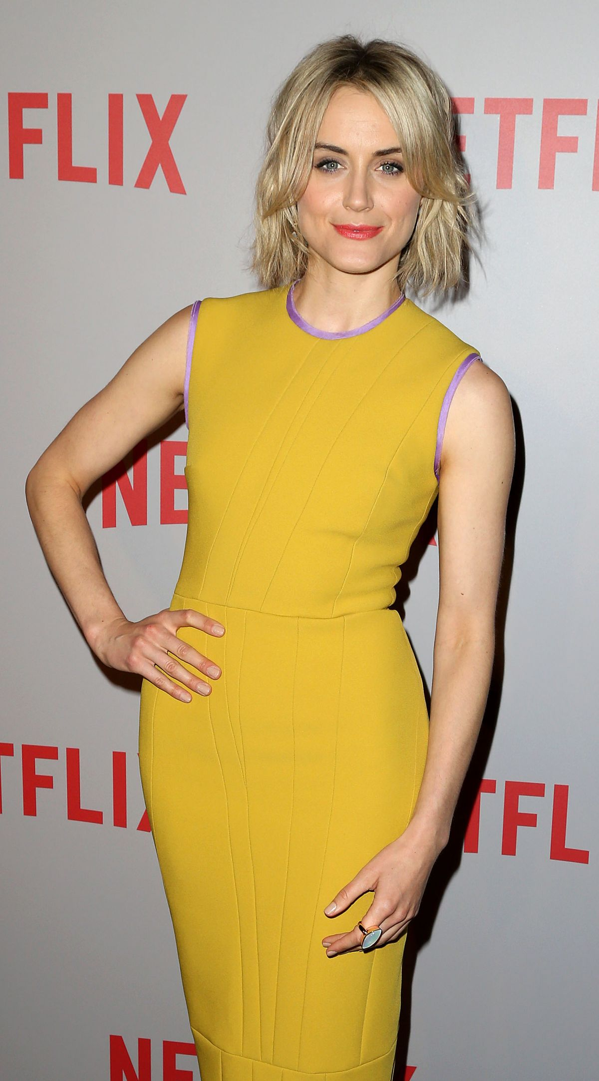 TAYLOR SCHILLING at Orange is the New Black Screening in Los Angeles