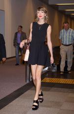 TAYLOR SWIFT Arrives at Narita International Airport in Tokyo 05/03/2015