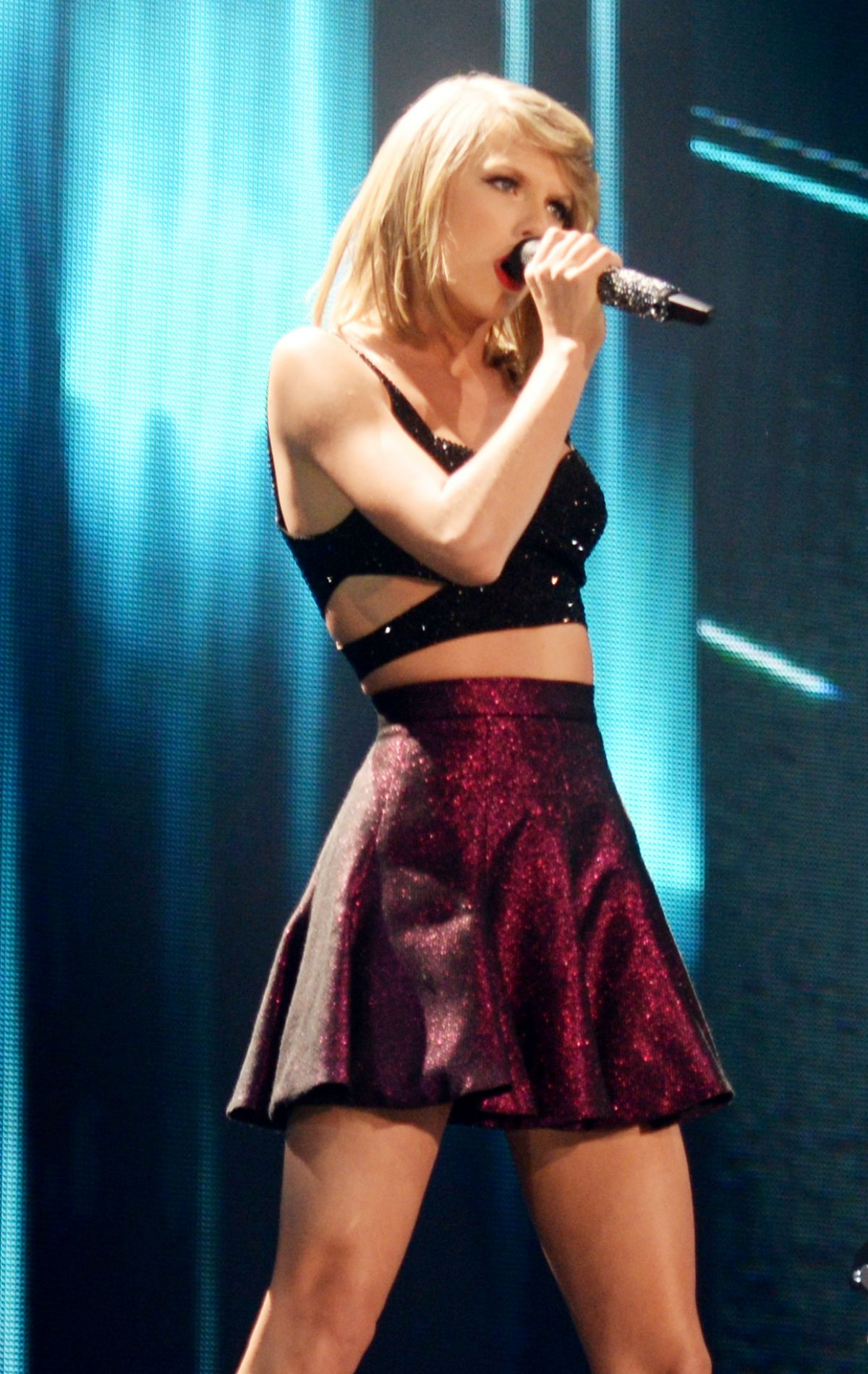 TAYLOR SWIFT at 1989 World Tour at The Centurylink Center in Bossier City