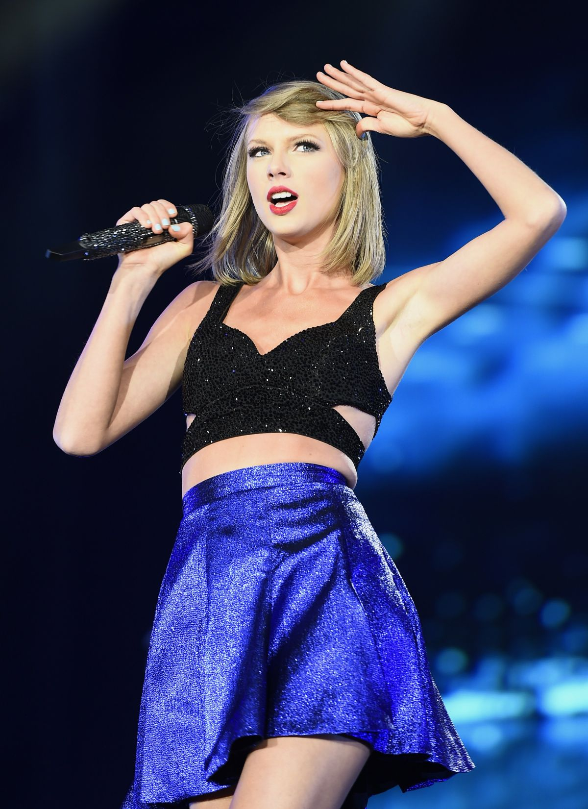 Taylor Swift Performs At Rock In Rio Usa In Las Vegas Hawtcelebs