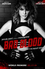 TAYLOR SWIFT, ZENDAYA COLEMAN and GIGI HADID - Bad Blood Music Video Promos