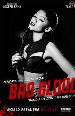 TAYLOR SWIFT, ZENDAYA COLEMAN and GIGI HADID - Bad Blood Music Video Promos