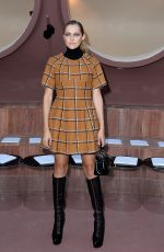 TERESA PALMER at 2016 Dior Cruise Fashion Show in France