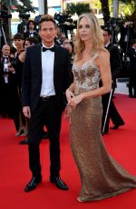 TONYA KINZINGER at Inside Out Premiere at Cannes Film Festival