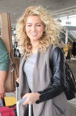 TORI KELLY at LAX Airport in Los Angeles 05/07/2015