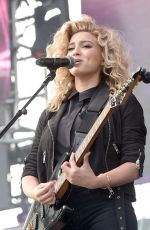 TORI KELLY Performs at 102.7 Kiis FM's Wango Tango in Los Angeles
