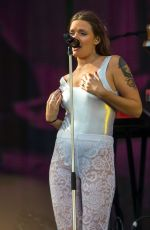 TOVE LO Performs at Rock in Rio USA in Las Vegas