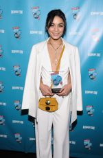 VANESSA HUDGENS at broadway.com Audience Choice Awards in New York