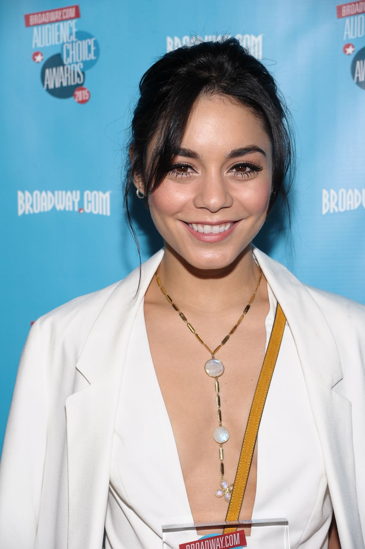 VANESSA HUDGENS at bro...