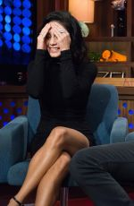 VANESSA HUDGENS at Watch What Happens Live in New York 05/21/2015