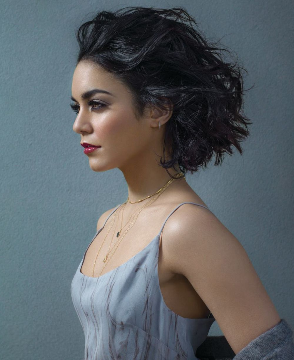Vanessa Hudgens In Social Life Magazine May 2015 Issue