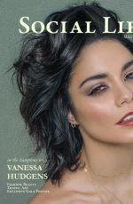 VANESSA HUDGENS in Social Life Magazine, May 2015 Issue