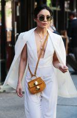 VANESSA HUDGENS Leaves Her Apartment in New York 05/19/2015