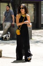 VANESSA HUDGENS Out and About in Soho 05/08/2015