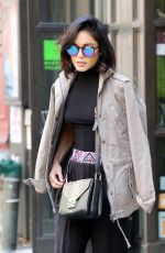 VANESSA HUDGENS Out in New York 05/15/2015