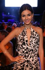 VICTORIA JUSTICE at An Evening with Women Benefiting Los Angeles LGBT Center