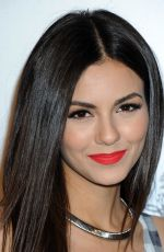 VICTORIA JUSTICE at Nylon Young Hollywood Party in Hollywood