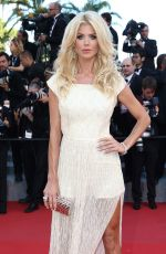 VICTORIA SILVSTEDT at Inside Out Premiere at Cannes Film Festival