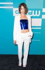 WILLA HOLLAND at CW Network