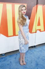 WILLOW SHIELDS at 2015 MTV Movie Awards in Los Angeles