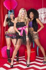 WWE - Dollhouse Photohoot