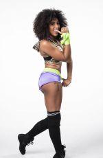 WWE - Marti Bell Shoot