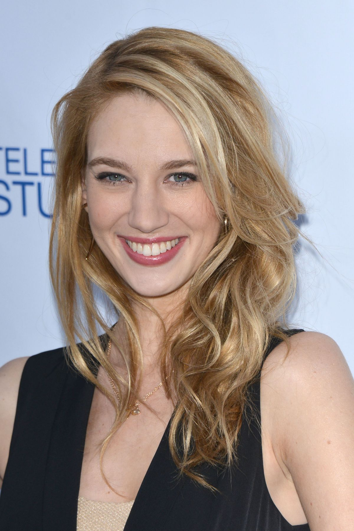 YAEL GROBGLAS at 2015 CBS Summer Soiree in West Hollywood