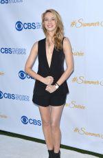 YAEL GROBGLAS at 2015 CBS Summer Soiree in West Hollywood
