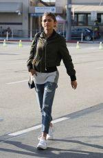 ZENDAYA COLEMAN Arrives at Burbank Airport in Los Angeles 05/27/2015