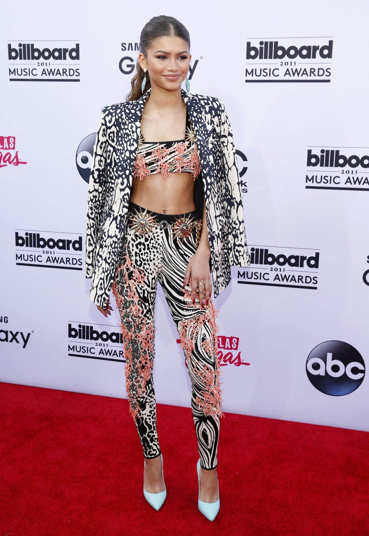 Billboard Music Awards 2016 The Best Hair And Makeup: ZENDAYA COLEMAN At 2015 Billboard Music Awards In Las