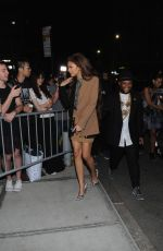 ZENDAYA COLEMAN at MET Gala After Party in New York