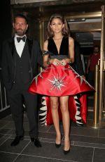 ZENDAYA COLEMAN Leaves Her Hotel in New York 05/04/2015