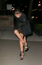 ZENDAYA Coleman Night Out in New York 5/3/2015