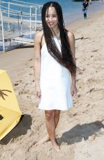 ZOE KRAVITZ at Dope Photocall at 2015 Cannes Film Festival