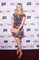 ABBEY ELLIOTT at Odd Mom Out Screening in New York