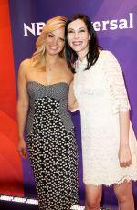 ABBY ELLIOTT at NBC Summer Press Day in New York